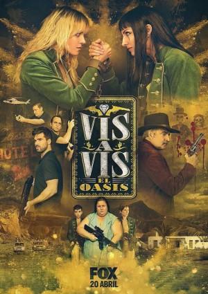 面对面:绿洲 第一季 Vis a Vis: El Oasis Season 1 (2020)
