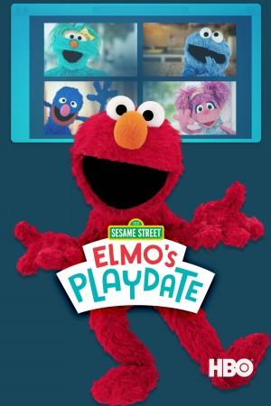 芝麻街:艾摩的玩伴时刻 Sesame Street: Elmo's Playdate (2020)