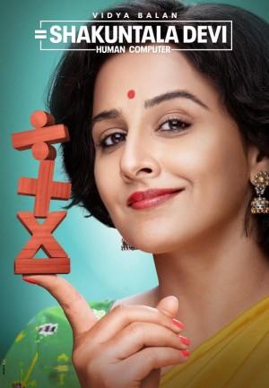 人脑计算机 Shakuntala Devi: Human Computer (2020)