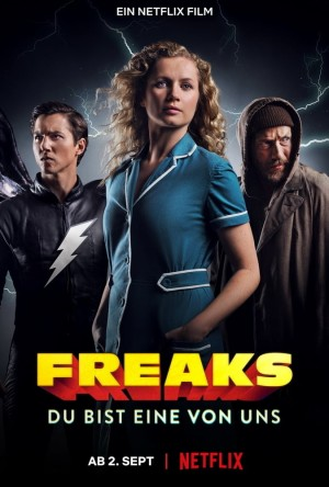 怪胎-你是我们中的一员 Freaks - Du bist eine von uns (2020) Netflix 中文字幕