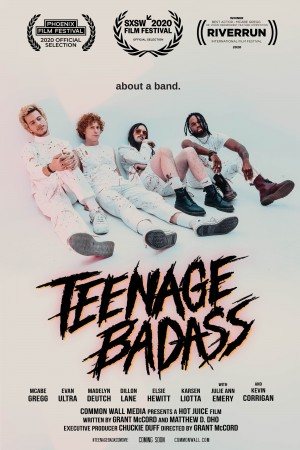 鬼马高中生 Teenage Badass (2020)