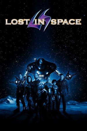 迷失太空 Lost in Space (1998) NETFLIX 中文字幕