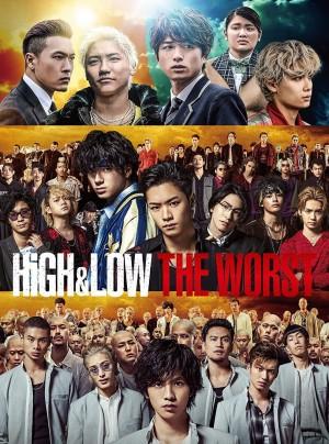 热血街区电影版:极恶王 HiGH&LOW THE WORST (2019) Netflix 中文字幕