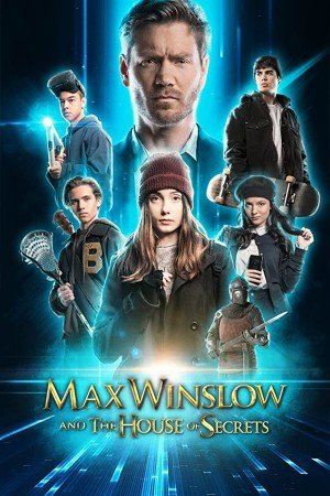 马克思和秘密之房 Max Winslow and the House of Secrets (2019)
