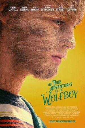 狼孩的真实冒险 The True Adventures of Wolfboy (2019)