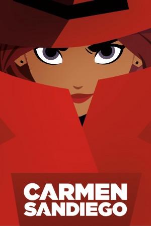大神偷卡门 第三季 Carmen Sandiego Season 3 (2020)  Netflix 中文字幕