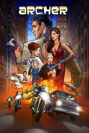 间谍亚契 第十一季 Archer Season 11 (2020)