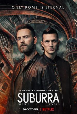 罪城苏布拉 第三季 Suburra: la serie Season 3 (2020) Netflix 中文字幕