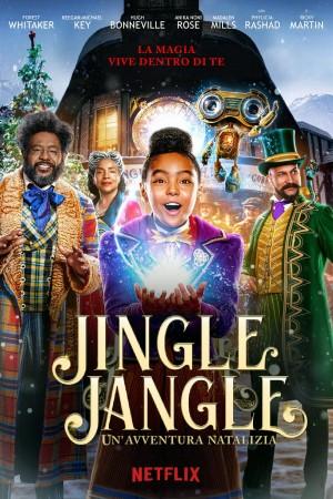 铃儿响叮当 Jingle Jangle: A Christmas Journey (2020) Netflix 中文字幕