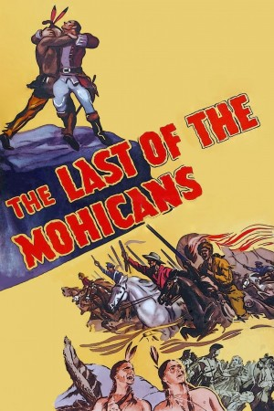 最后的莫希干人 Last of the Mohicans (1936) 中文字幕