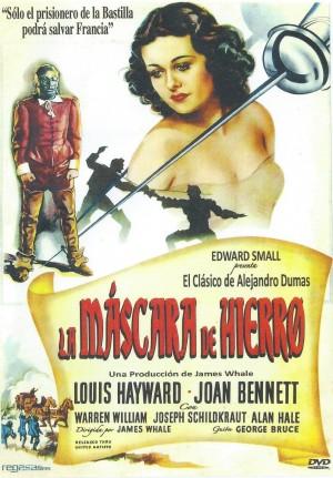 铁面人 The Man in the Iron Mask (1939) 中文字幕