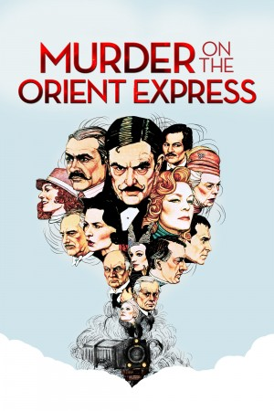 东方快车谋杀案 Murder on the Orient Express (1974) 中文字幕