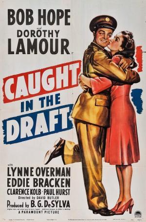 大明星从军记 Caught in the Draft (1941) 中文字幕