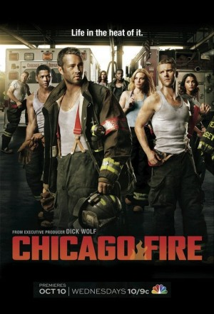 芝加哥烈焰 第一季 Chicago Fire Season 1 (2012) 中文字幕