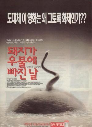 猪堕井的那天 돼지가우물에빠진날 (1996) 中文字幕