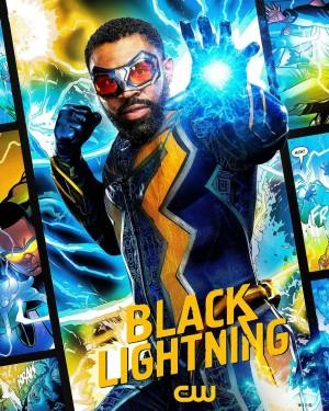 黑霹雳 第四季 Black Lightning Season 4 (2021)