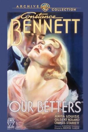 上流人士 Our Betters (1933) 中文字幕