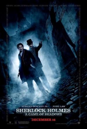 大侦探福尔摩斯2:诡影游戏 Sherlock Holmes: A Game of Shadows (2011) 中文字幕