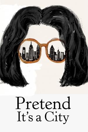 弗兰·勒博维茨:假装我们在城市 Pretend It's a City (2021) Netflix 中文字幕
