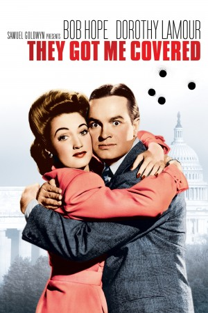 荒唐记者大破间谍网 They Got Me Covered (1943) 中文字幕