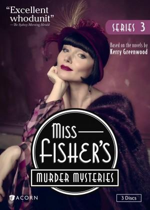 费雪小姐探案集 第三季 Miss Fisher's Murder Mysteries Season 3 (2015) 中文字幕
