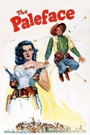 脂粉双枪侠 The Paleface (1948) 中文字幕