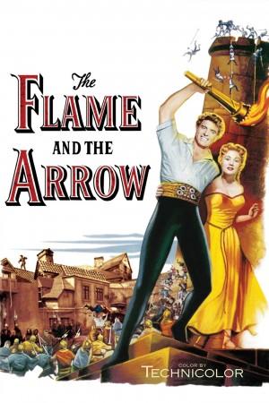 宝殿神弓 The Flame and the Arrow (1950) 中文字幕