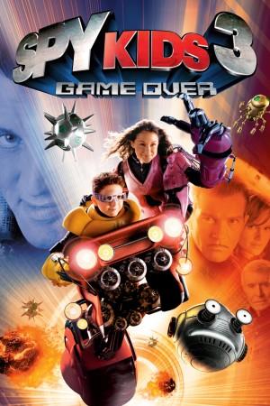 非常小特务3 Spy Kids 3-D: Game Over (2003) 中文字幕