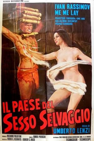 来自深河的男人 The Man from the Deep River (1972) 中文字幕