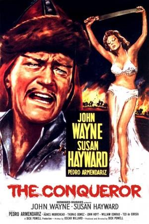 成吉思汗传 The Conqueror (1956)