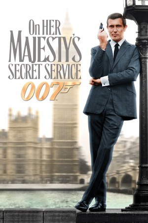 007之女王密使 On Her Majesty's Secret Service (1969) 中文字幕