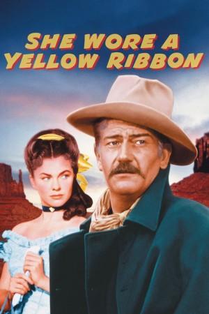 黄巾骑兵队 She Wore a Yellow Ribbon (1949) 中文字幕