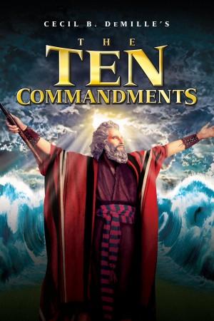 十诫 The Ten Commandments (1956) 中文字幕