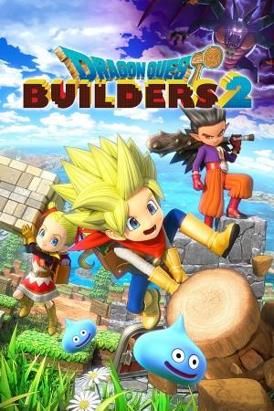 Dragon Quest Builders 2 勇者斗恶龙 创世小玩家2