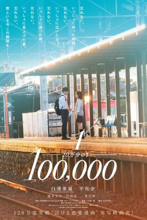 十万分之一 10万分の1 (2020)