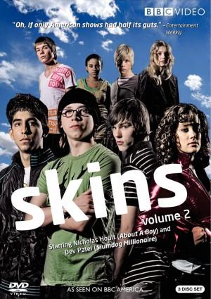 皮囊 第二季 Skins Season 2 (2008) Netflix 中文字幕