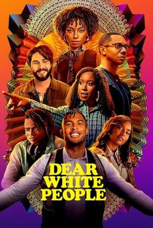 亲爱的白种人 第四季 Dear White People Season 4 (2021) Netflix 中文字幕