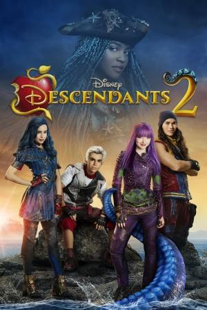 后裔2 Descendants 2 (2017) 中文字幕
