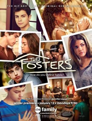 寄养家庭 第二季 The Fosters Season 2 (2014) 中文字幕