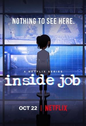 阴谋职场 第一季 Inside Job Season 1 (2021) Netflix 中文字幕