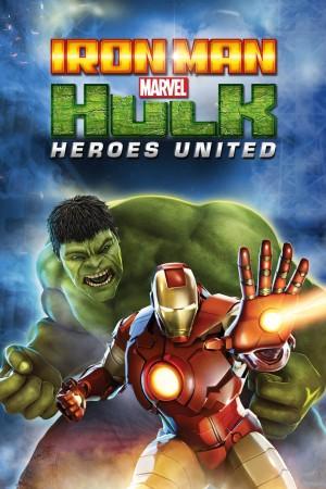 钢铁侠与浩克:联合战记 Iron Man & Hulk: Heroes United (2013) 中文字幕