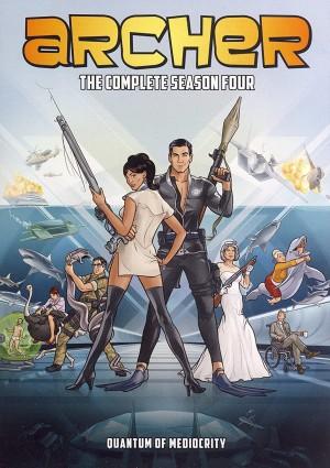 風流.007 第四季 Archer Season 4 (2013)  Netflix 中文字幕