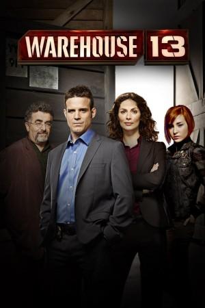 十三号仓库 第一季 Warehouse 13 Season 1 (2009) 中文字幕