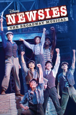 报童传奇 Disney's Newsies the Broadway Musical (2017) 中文字幕