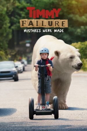 蒂米·菲列:错已铸成 Timmy Failure: Mistakes Were Made (2020) 中文字幕