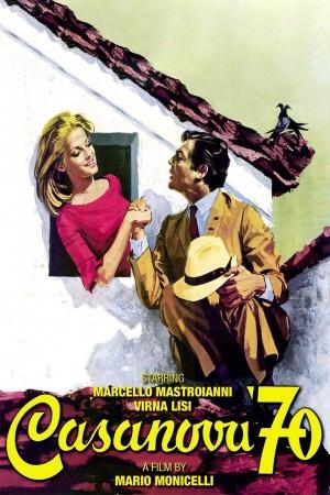 卡萨诺瓦 '70 Casanova '70 (1965) 中文字幕