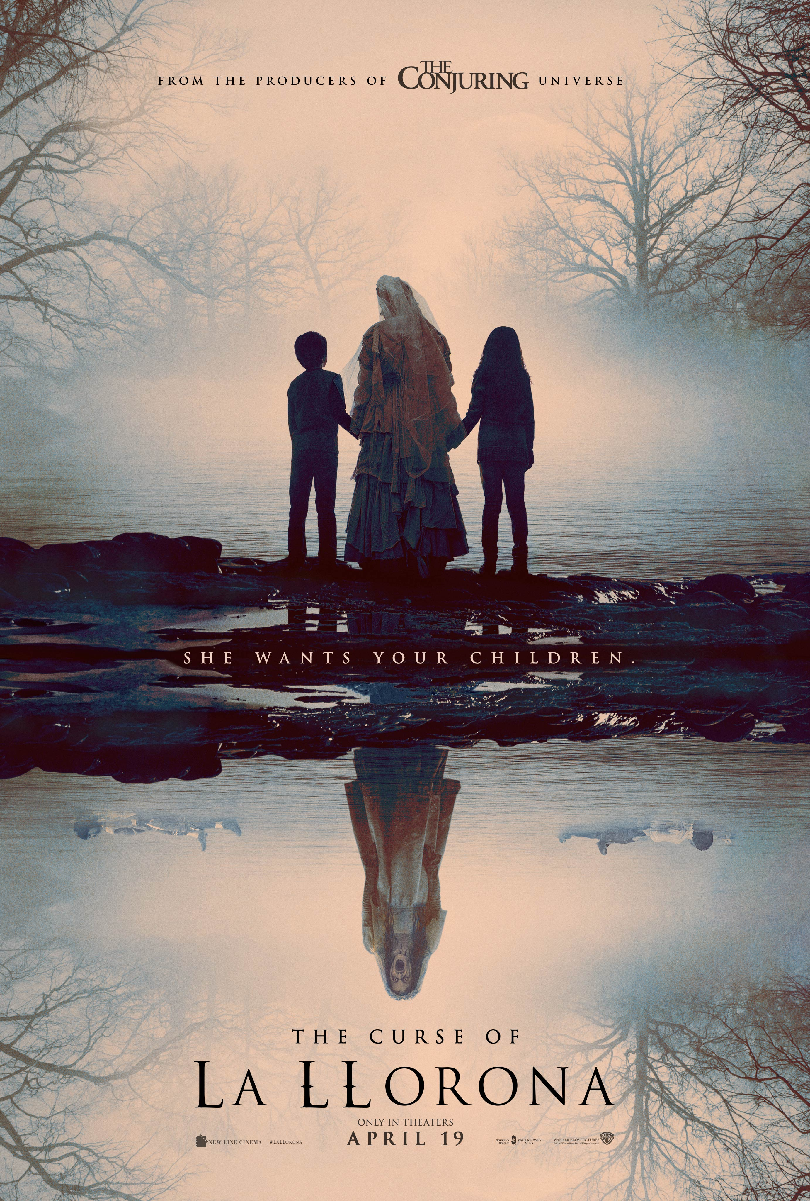 哭泣女人的诅咒 The Curse of La Llorona (2019) 1080P