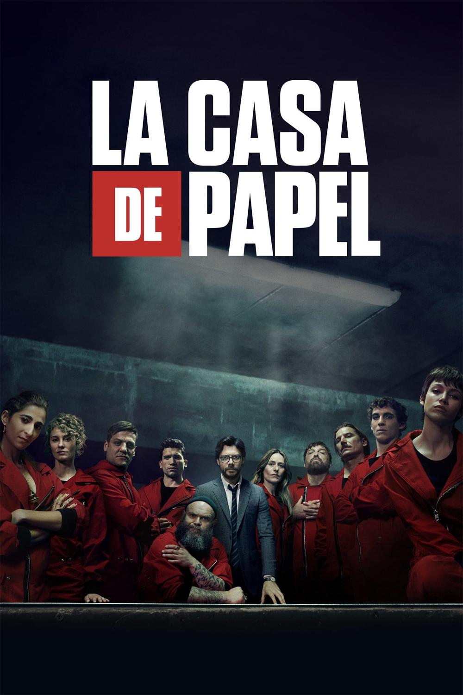 【西班牙剧】纸钞屋 第三季 La casa de papel  (2019)