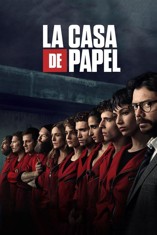 【西班牙剧】纸钞屋 第二季 La casa de papel  (2018)