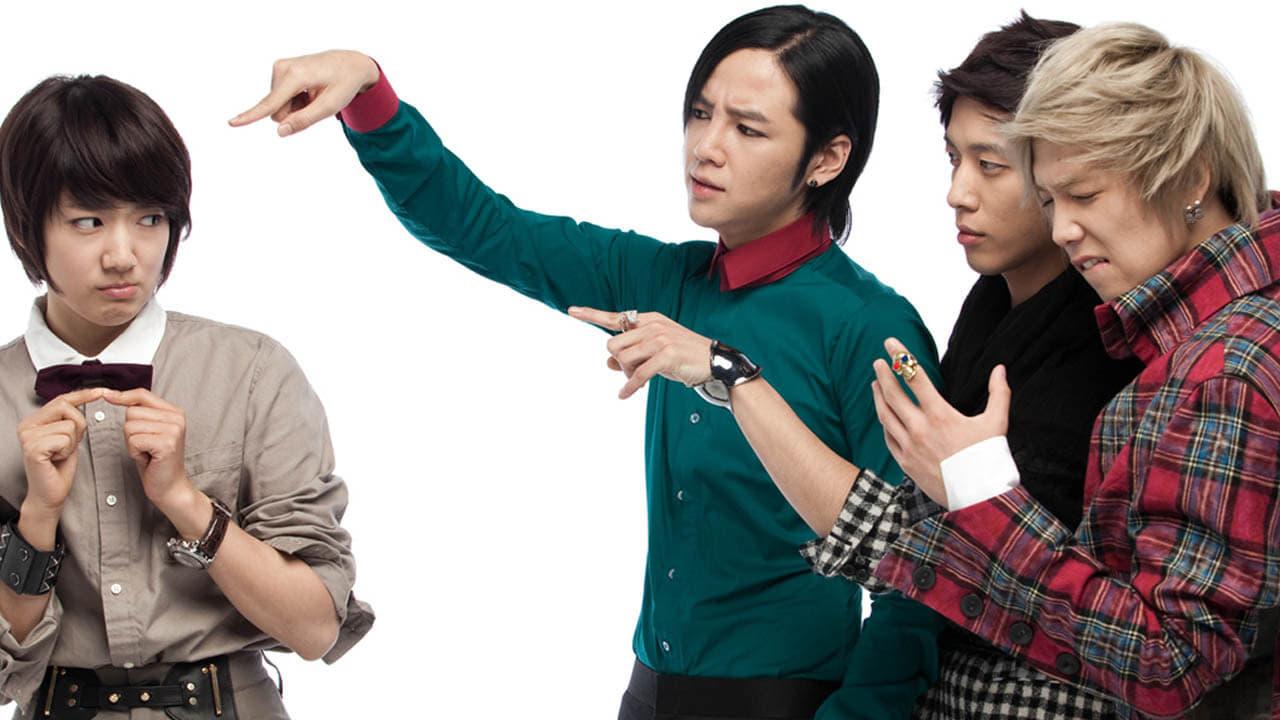 原来是美男啊韩剧_【韩剧】原来是美男啊 미남이시네요 (2009)|ZM字幕吧